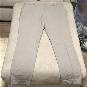 HM trousers gray size 10